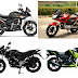 5 Best Bikes of 125cc To 160cc Segment Engine Under 80,000 rupess