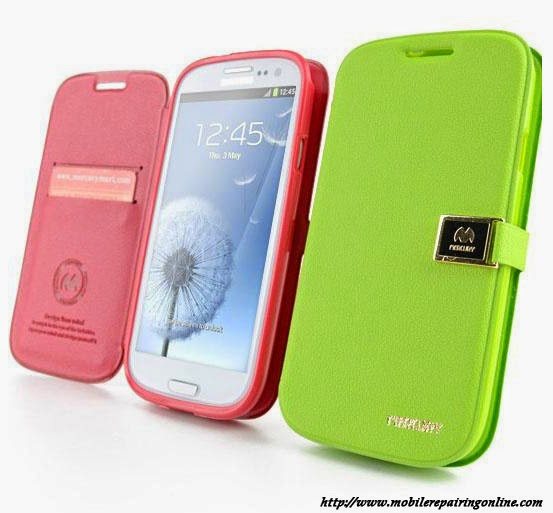 Use a Mobile Phone Case