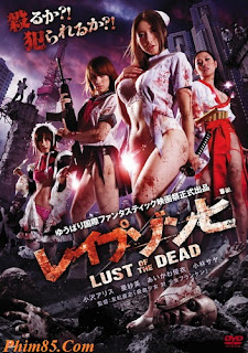 Zombie Dâm Loạn || Rape Zombie Lust Of The Dead