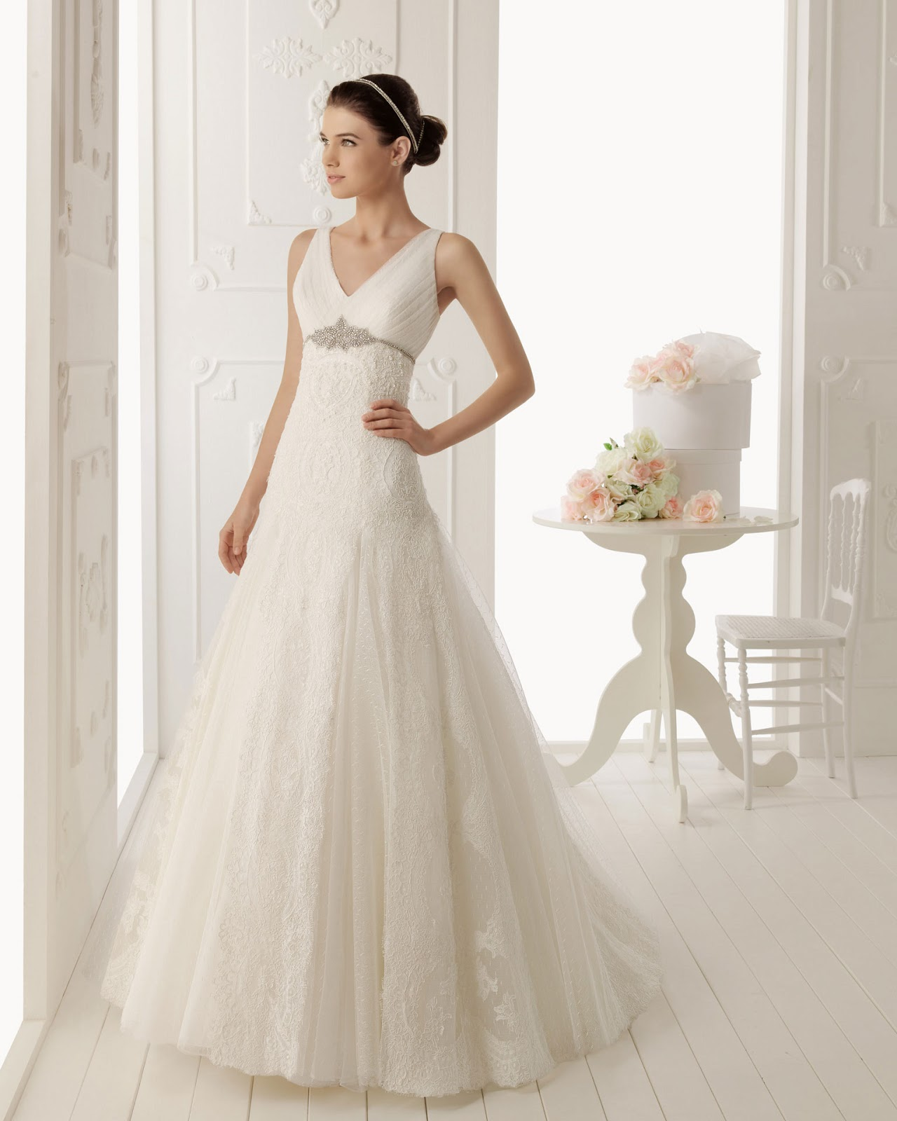 DressyBridal Princess Wedding Gowns——Start Your Fairy