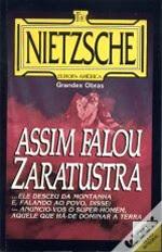 Assim Falou Zaratustra, Friedrich Nitzsche