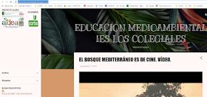 EDUCACIÓN AMBIENTAL COLEGIALES