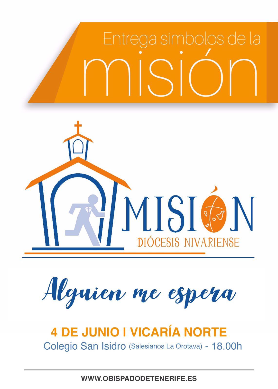 Celebración de Envío para la Misión