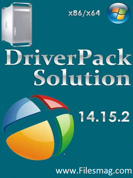 DriverPack Solution 14.15 Free Download Full Version