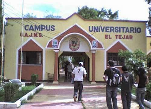 Universitarios de la UAJMS decretaron paro y marcharán hoy en Tarija