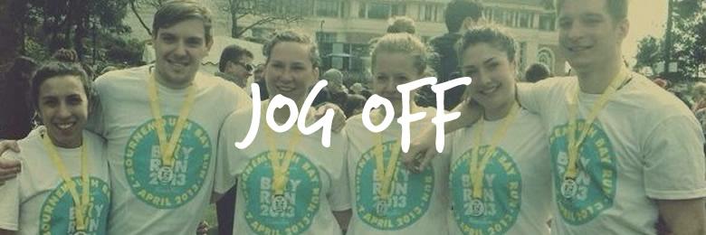 Jog Off