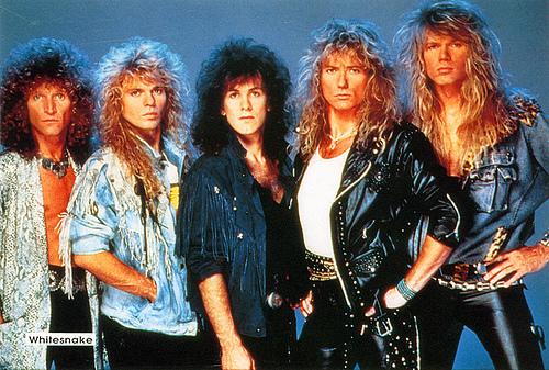 ... dos Whitesnake