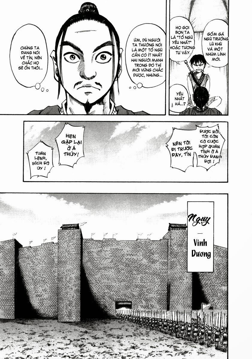 Kingdom - Vương Giả Thiên Hạ Chapter 52 page 5 - IZTruyenTranh.com
