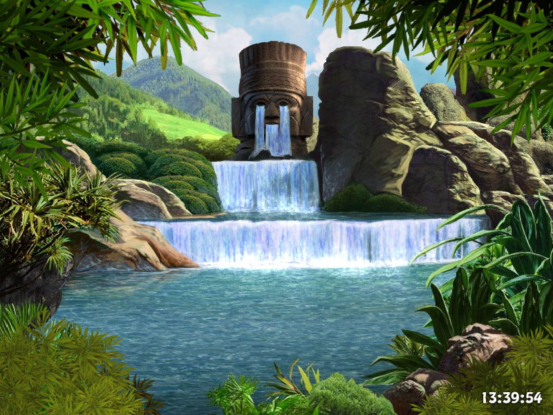 waterfall wallpapers. wallpapers of waterfalls.