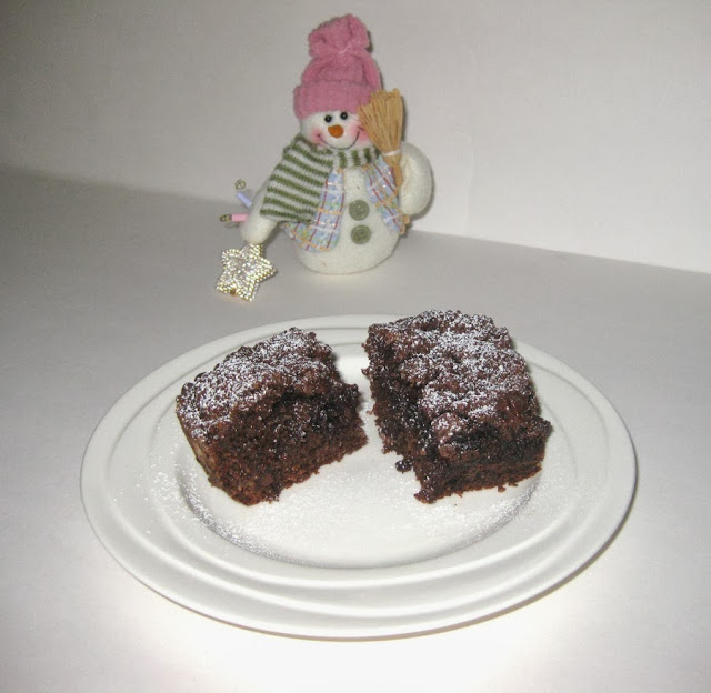 Cakey Brownie