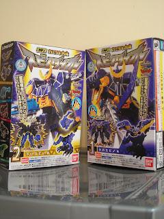 Zyuden Sentai Kyoryuger Tobaspino minipla candy toy Gaburincho of Music movie Super Sentai