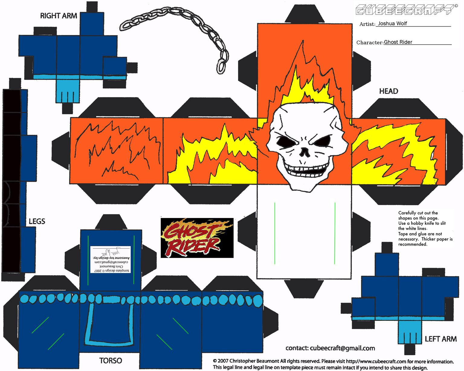 """ROBOTIC """"ESCUELA SIEMPRE ABIERTA"""": SUPER HEROES (Papercraft) - photo#2"""