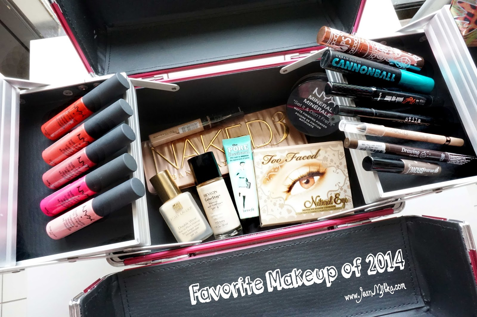 favorites makeup of 2014