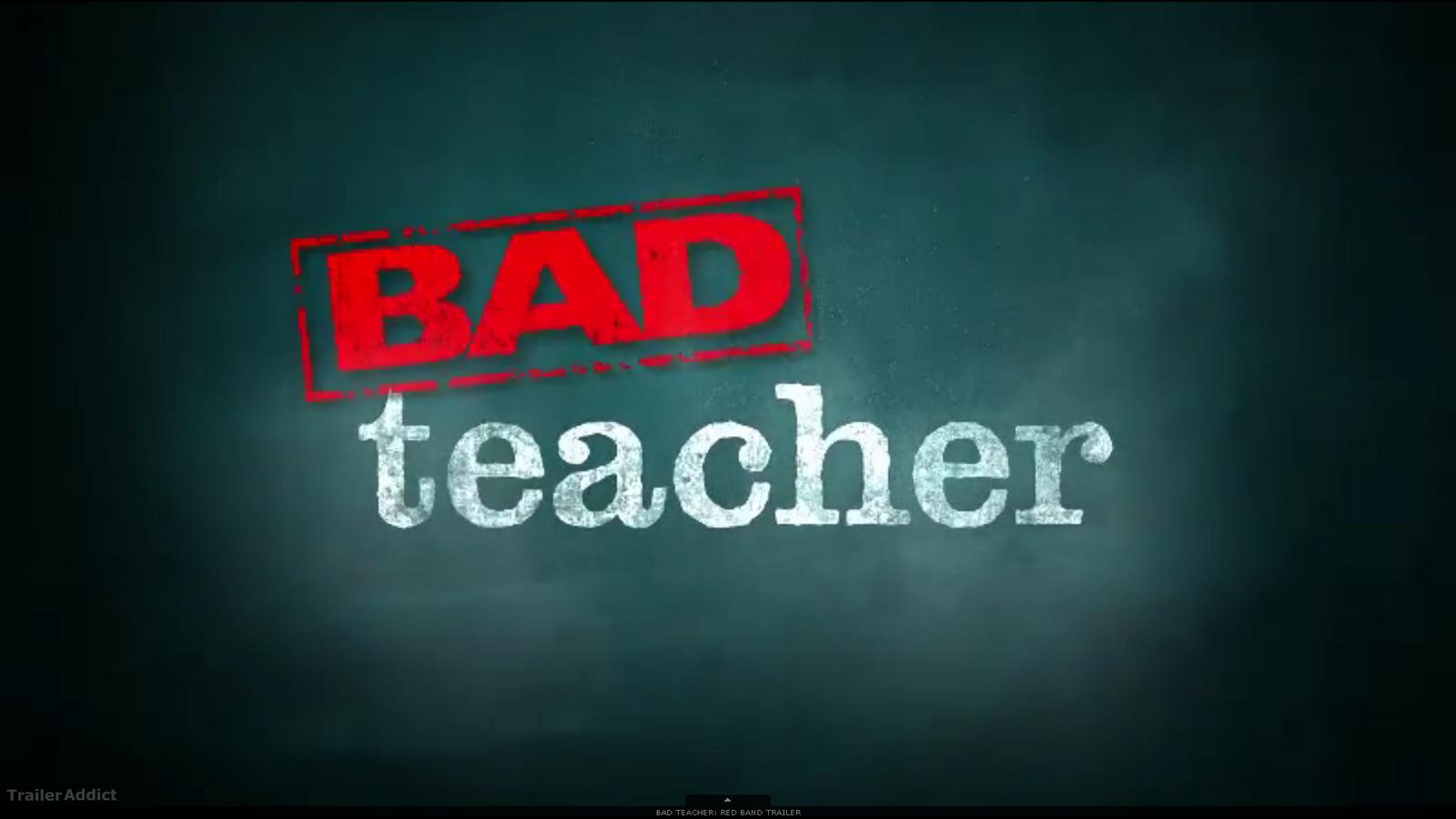 'Bad Teacher!' Red Ban... Justin Timberlake