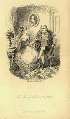 Newton e seu romance com Katherine Storer
