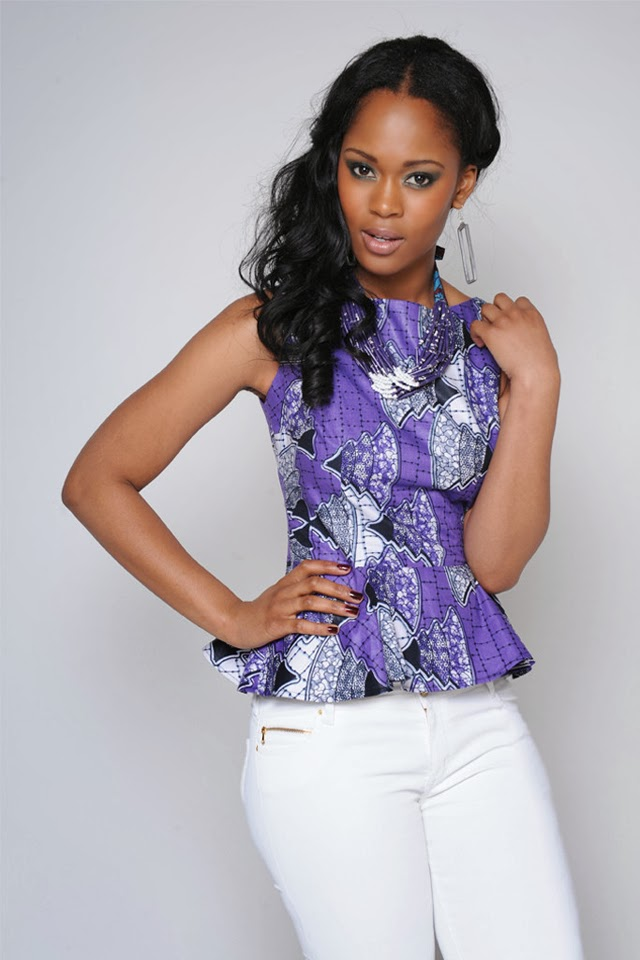 Beautiful Tops Ankara Styles Dezango Fashion Zone