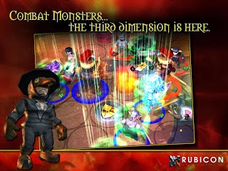 Download Combat Monsters v1.0 Apk