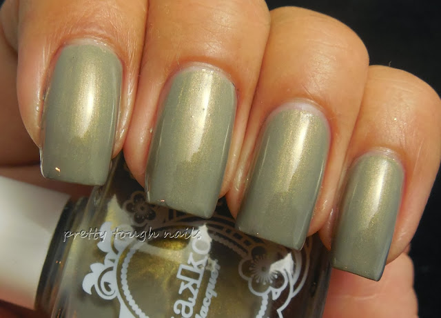 Takko Lacquer Electric Apple NYC