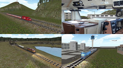Train Sim Pro v2.5.6 Apk for Android