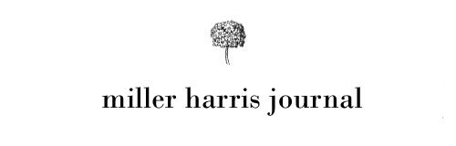 miller harris journal