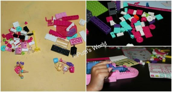 Mega Bloks Barbie