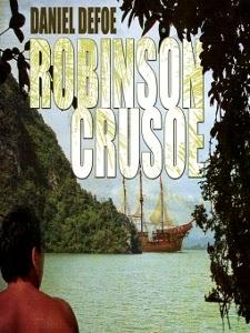 Portada del libro Robinson Crusoe descargar en epub y pdf