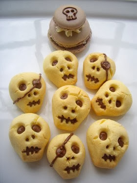 Happy Halloween! Masakan Menyeramkan Untuk Merayakan Halloween di Jepang