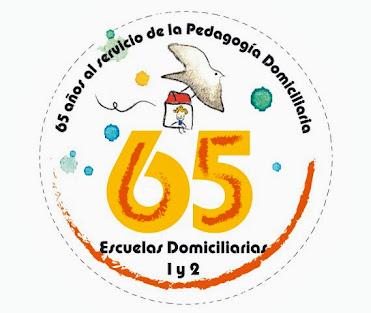 65 años al servicio de la Pedagogía Domiciliaria