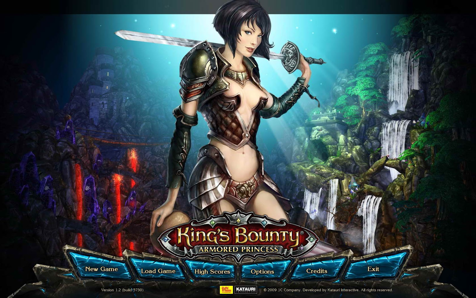 Kings Bounty Armored Princess PC game
