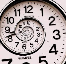 Physics Perspective: Thinking again about time