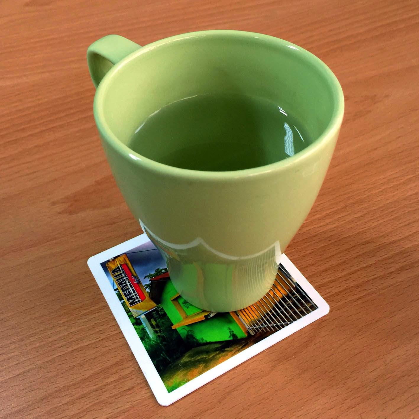 Nemo card waterproof  for instagram -photo gift Coaster