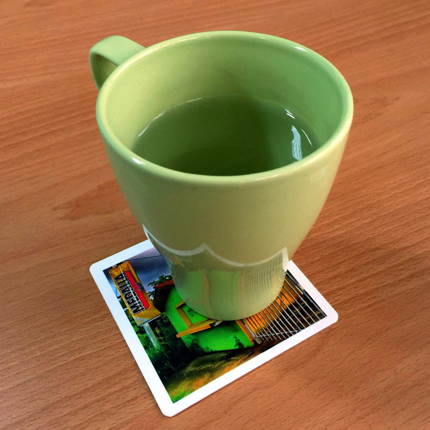 Nemo card waterproof  for instagram -photo gift Coaster