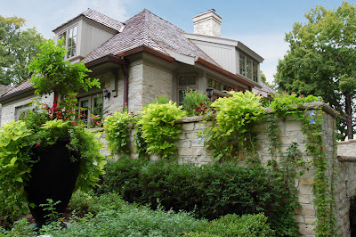 Rumah Gaya Eropa Klasik 8
