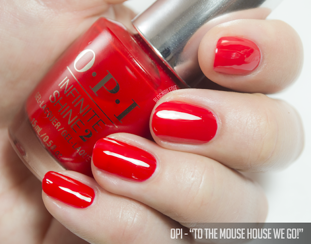 OPI - To the Mouse House We Go!