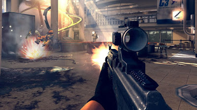 Modern Combat 4:Zero Hour v1.0.1 Apk and Data
