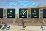 Star Wars Pit Droids Levels