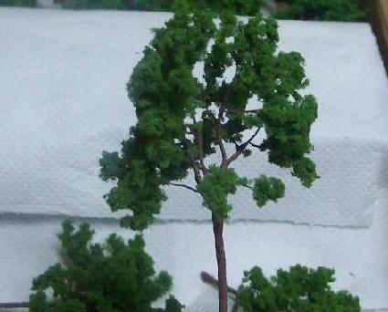 Creación Artesanal Como hacer árboles para maquetas, Maquetismo
