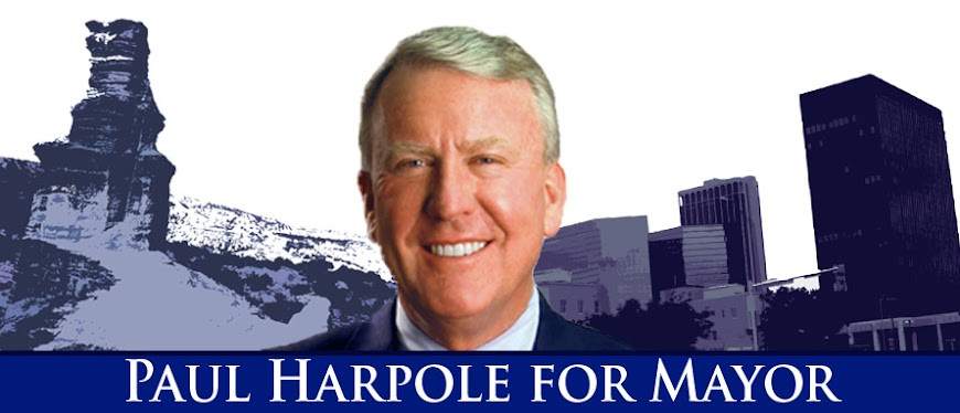 Paul Harpole for Mayor