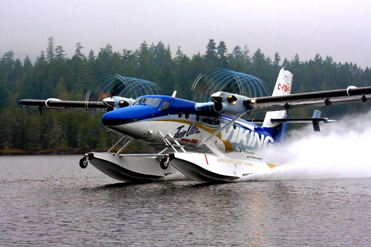 Twin Otter Series 400 Aircraft 2