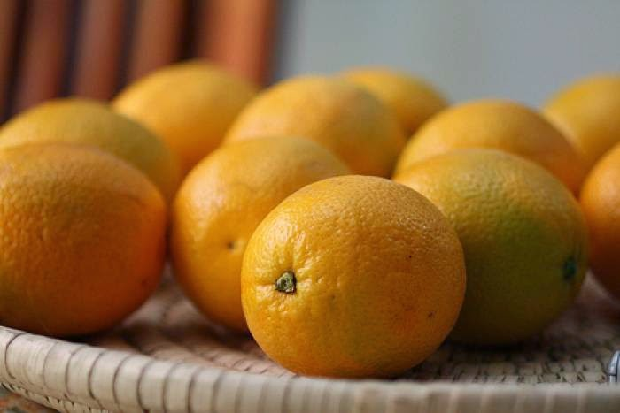 Gallina con Naranja