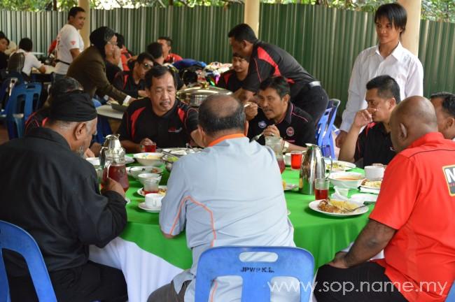 Majlis Pelancaran Kelab Bermotosikal EduRiders@KL