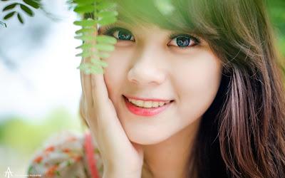 wajah cantik