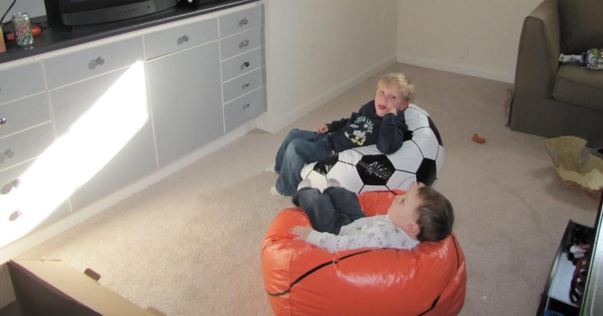 The Gregor Family: Jacks soccer and basketball class