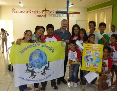 Diocese de Bacabal (MA) realiza 1º Encontro Diocesano da Juventude Missionária