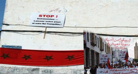 L'amateurisme de la propagande du makhzen