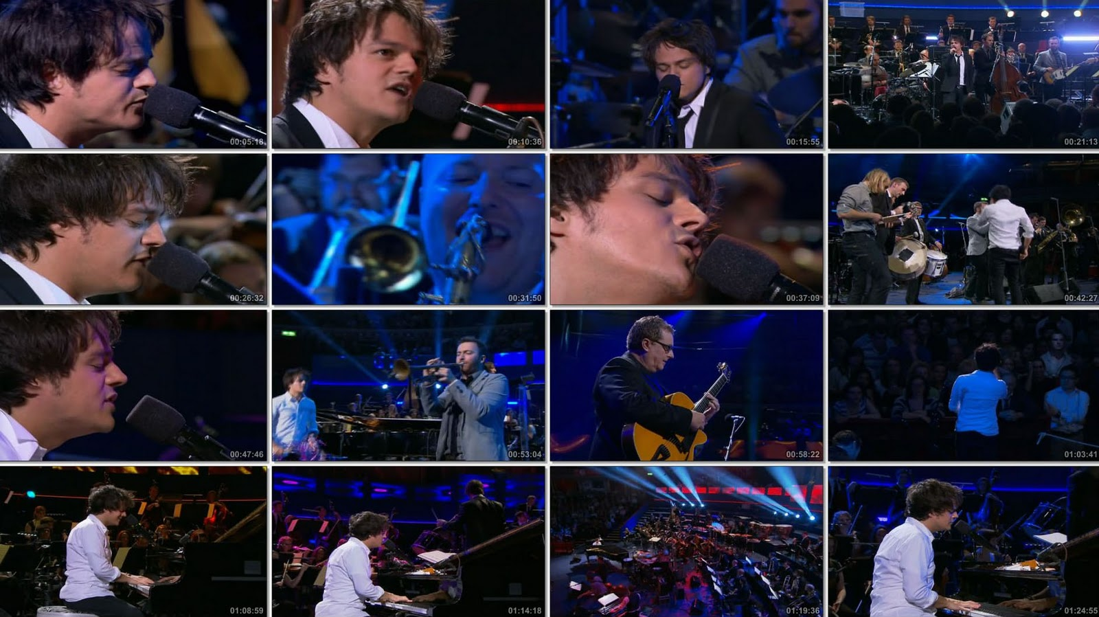 The gentle side of jazz jamie cullum and the heritage for Jules buckley and the heritage orchestra
