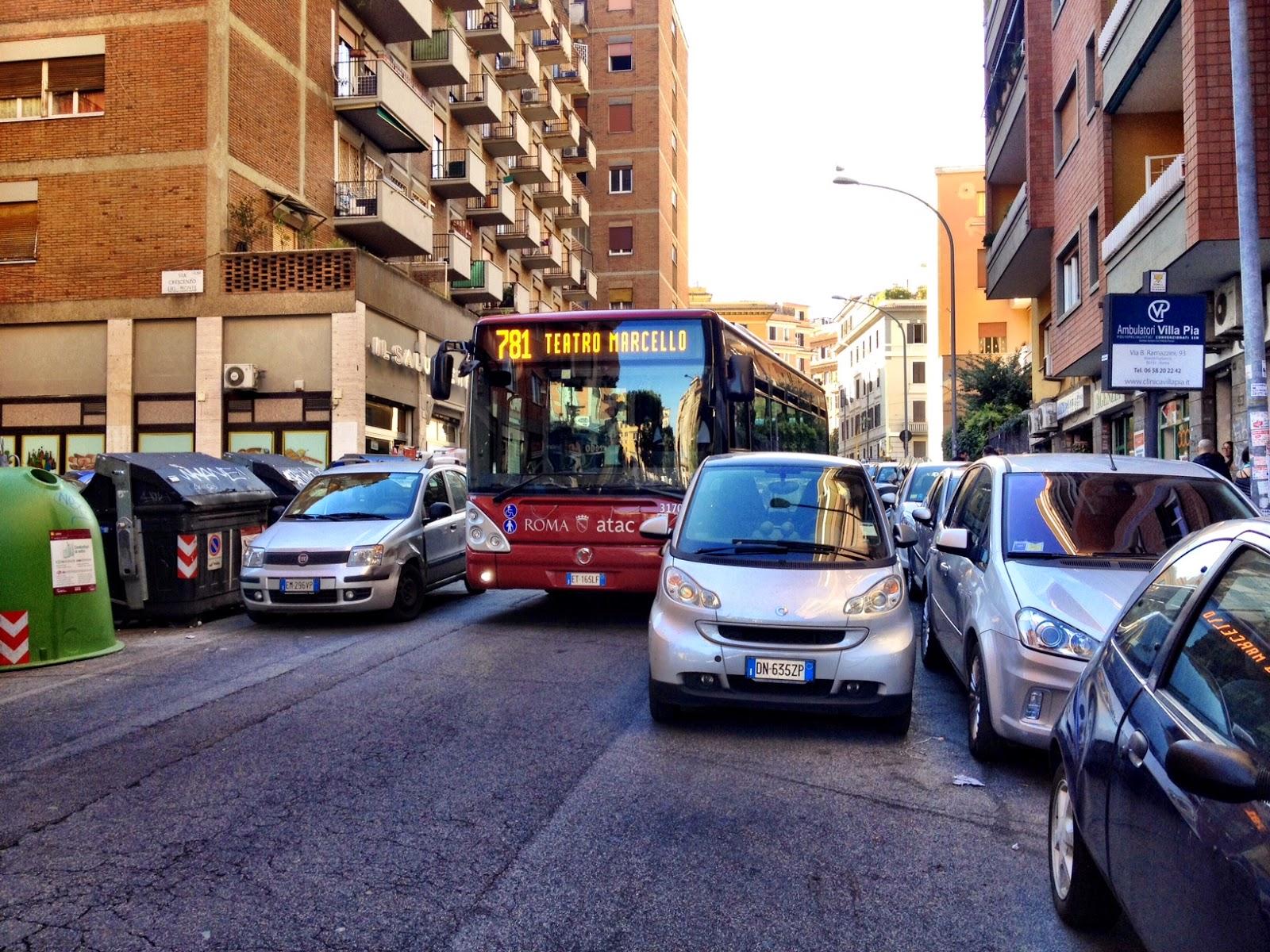 Roma fa schifo atac e ama non funzionano perch sono - Porta portese auto usate roma privati ...