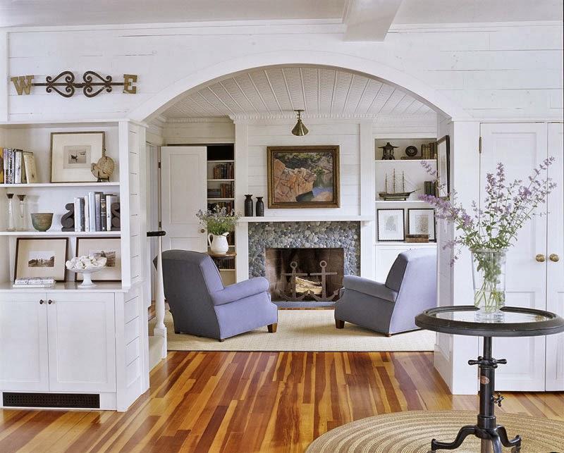 Casa tr s chic decora o e moda no estilo casual - Casas de moda ...