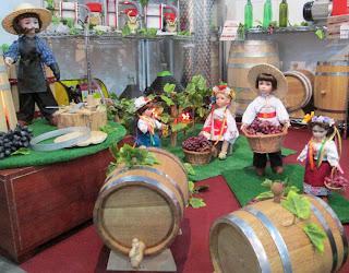 стенд на винной выставке