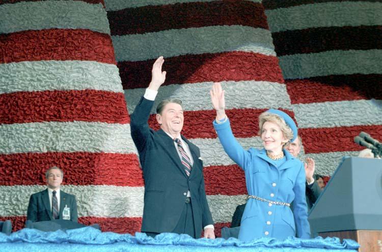 SAIC Robert DeProspero, Reagan